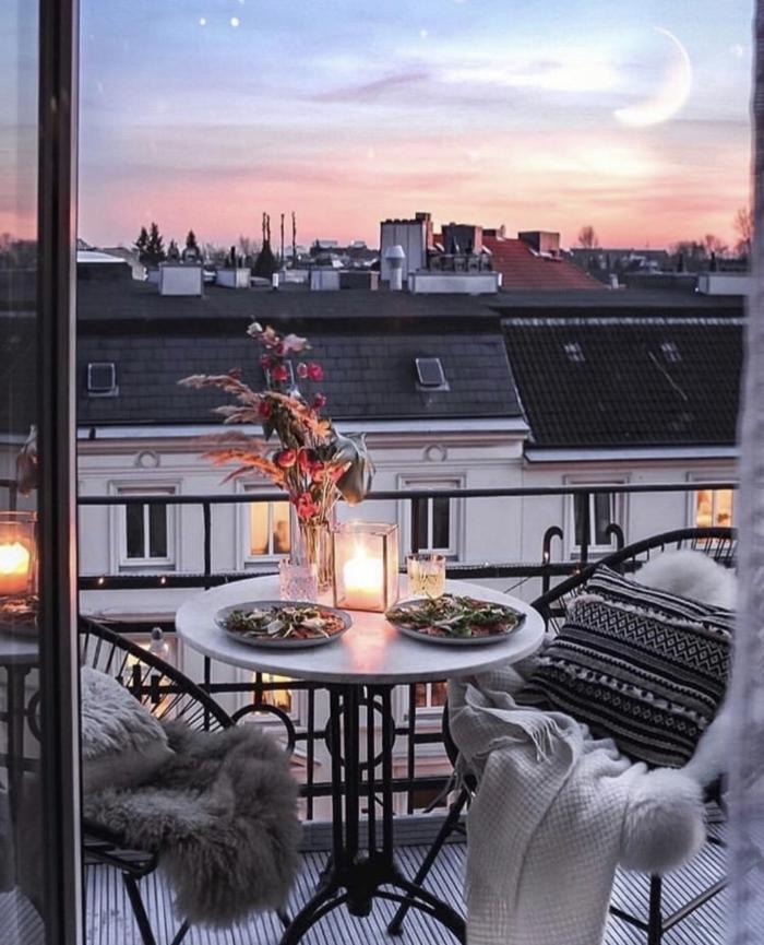 Beau fond d'ecran zen, beau fond d'ecran, se sentir bien a la maison a paris balcon avec vue