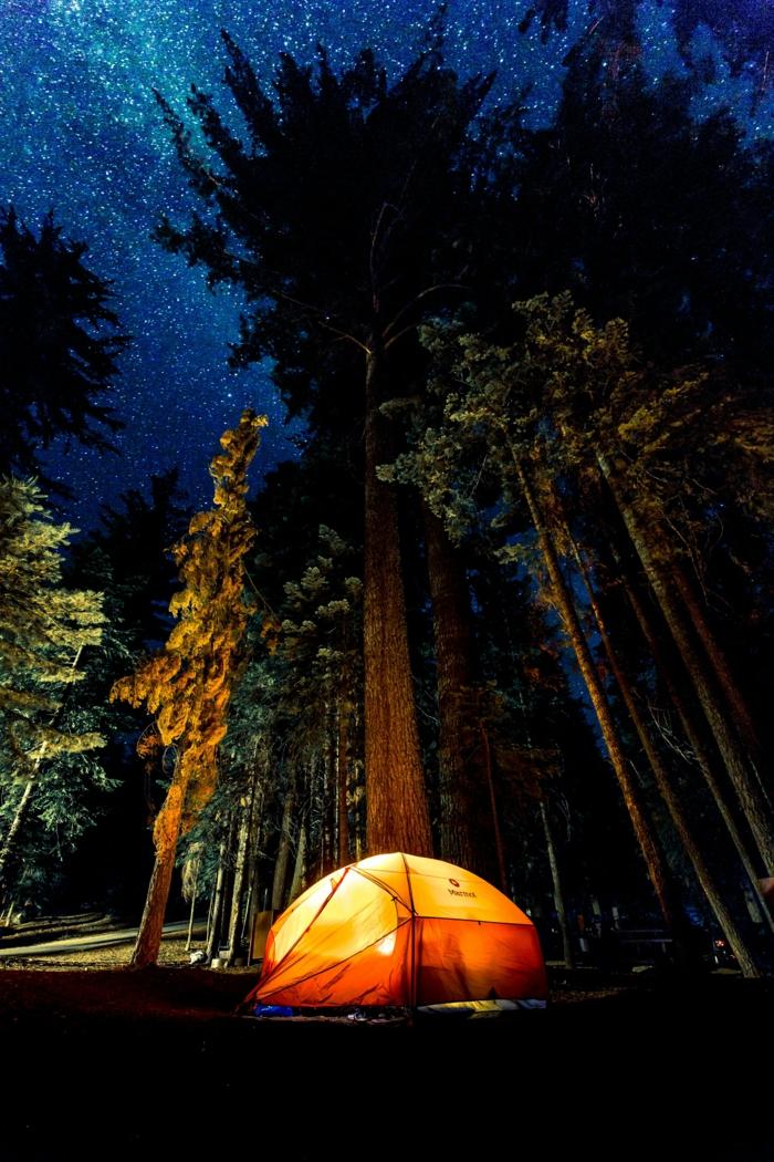 Tent nuit etoilee fond d'écran beau, choisir le plus beau fond d'écran nature
