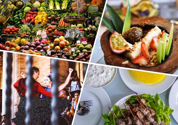 quels sont les spécialités typiques pour l'Espagne, que manger lors de son voyage en Espagne