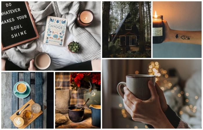 Belle idée fond d'ecran classe, image fond ecran à choisir pour son pc collage de photos cozy