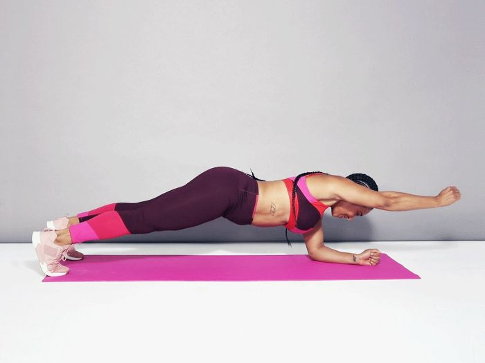 comment avoir un ventre plat avec exercices isometriques de musculation, exercice ceinture abdominal et dos