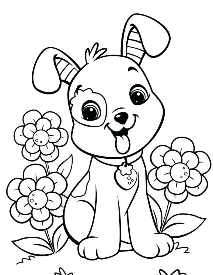 Coloriage de printemps - occupez les enfants avec un ...