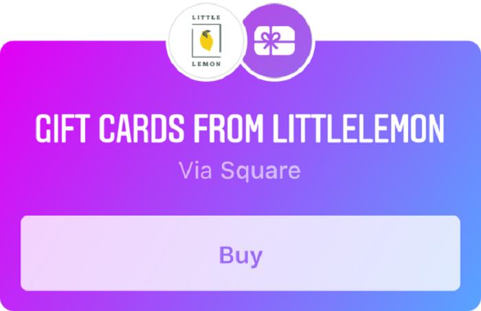 Il est désormais possible de commander un plat ou une carte cadeau sur Instagram grâce à un nouveau sticker