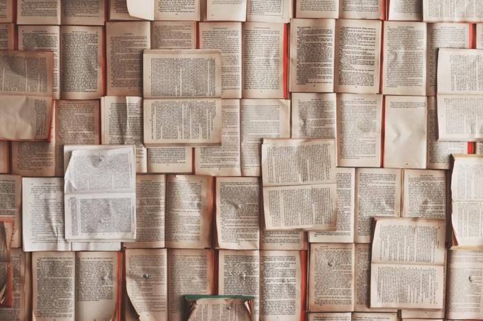 Vieux pages de livre, image fond ecran, le plus beau fond d'écran magnifique lecture