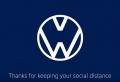 Les grandes marques adaptent leurs logos à la distanciation sociale