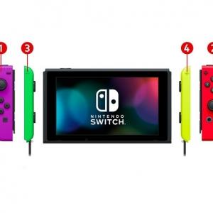 Nintendo Japon lance une offre de Switch personnalisée