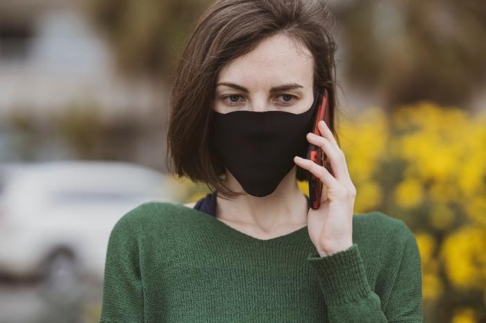 quelles gestes barrières pour se protéger de coronavirus, utilisation de masque avec filtre 3m, fabrication masque contre virus