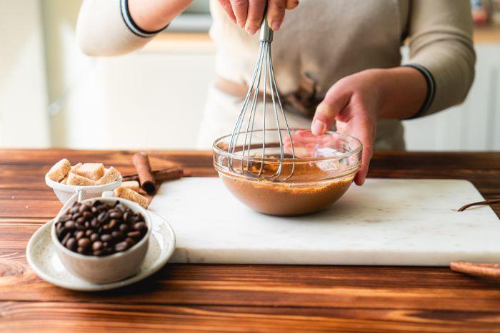 recette de confort food, café fouetté simple à faire, idee boisson réfraichissante été, café frappé