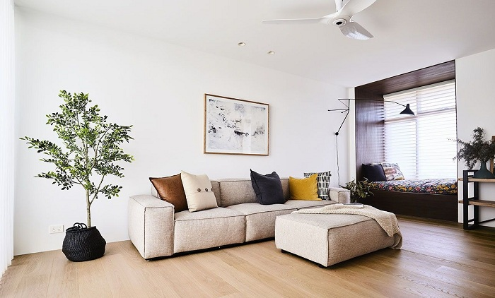 Le parquet reste le type de sol numéro un de par son rendu mêlant élégance et naturel
