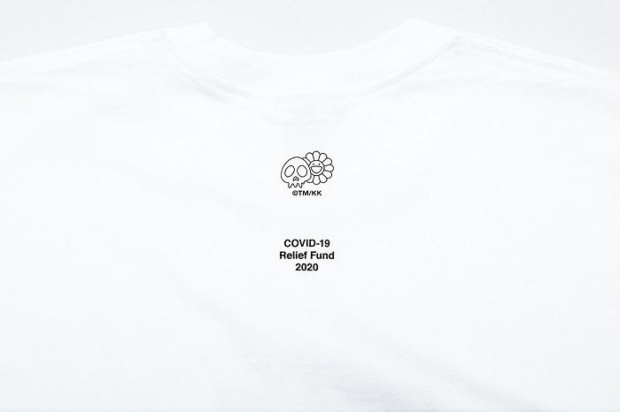 La marque Supreme lance une campagne de soutien aux démunis américains avec un tee-shirt conçu en collaboration avec l'artiste japonais Takashi Murakami