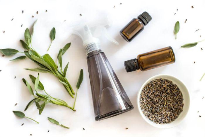 huile essentielle dsinfectant pour fabriquer son propre gel desinfectant main chez soi