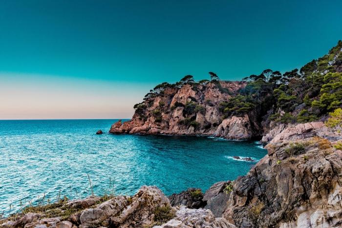 que voir dans la communauté d'Andalousie, photographie de la nature sur la plage de Marbella