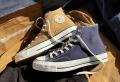 Découvrez la nouvelle Carhartt x Converse All Star Renew issue de vêtements recyclés