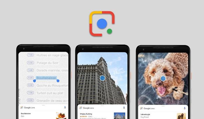 avec Google Lens, il est possible de copier coller un texte écrit à la main et de l'envoyer sur son ordinateur via Docs en temps de télétravail