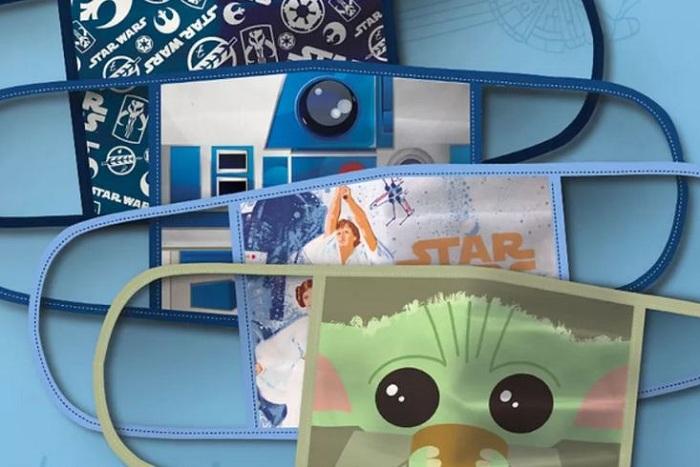 Disney lance des masques grand public imprimés aux couleurs de ses personnages populaires