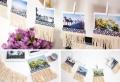 DIY suspension ou guirlande de photos pour une déco murale unique et à petit budget