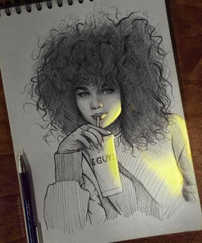1001 Idees De Dessin Au Crayon Pour S Inspirer