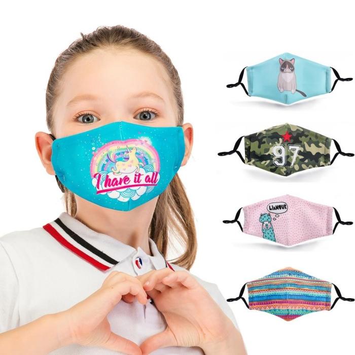 masque protection virus pour enfants, à partir de quel âge le porte de masque pour enfants est obligatoire, modèles de masque visage enfant