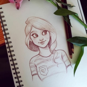 Le dessin au crayon - conseils et inspiration