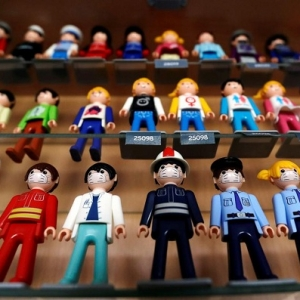 Playmobil lance son masque grand public pour la bonne cause