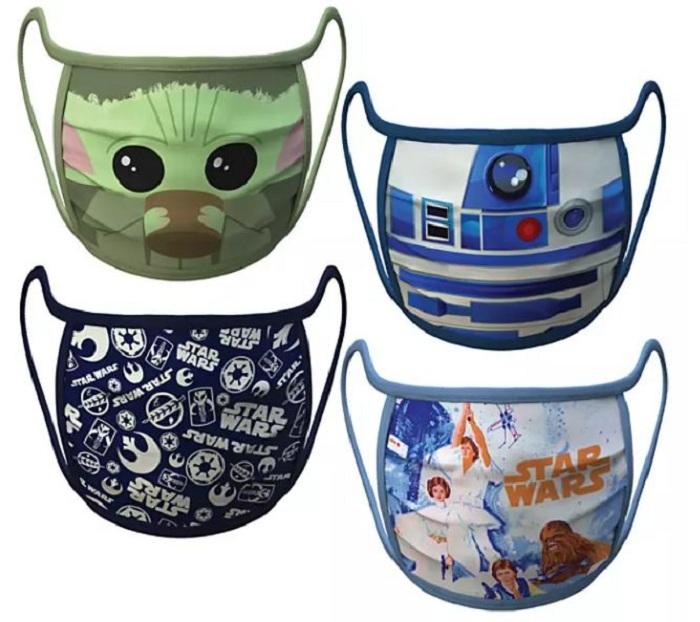 les masques Disney Covid 19 sont vendus au profit de Medshare et conçus pour un usage plus ludique