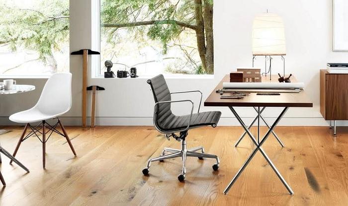 trouvez le fauteuil design de bureau Eames adapté à votre nouveu rythme de télétravail