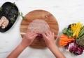 Recette rouleau de printemps pour votre apéro dinatoire simple, frais et original