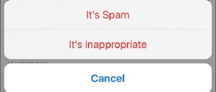 Modération Instagram, on peut désormais supprimer 25 messages pour lutter plus efficacement contre le troll