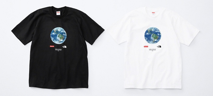 la nouvelle collection Supreme X The North Face 2020 Drop 2 arrive avec un tee shirt au profit du covid 19