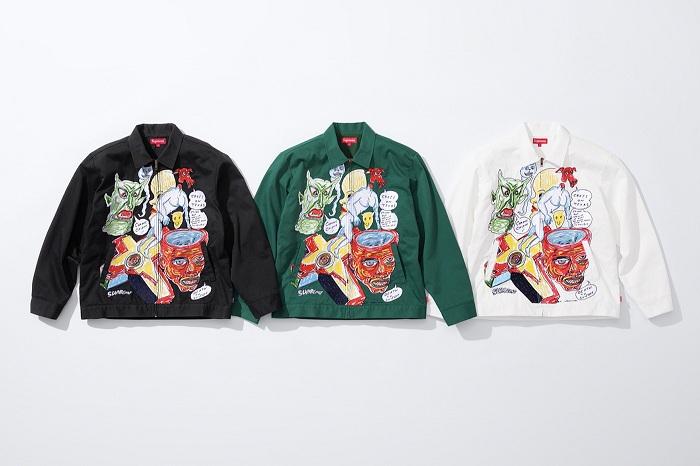Avec sa collection, Supreme rend hommage à l'artiste Daniel Johnston décédé en septembre 2019