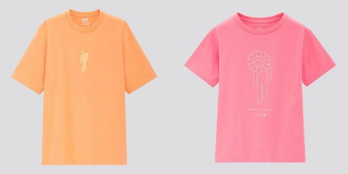 La collection de tee-shirts en série limitée Billie Eilish Uniqlo UT arrive le 25 mai et se dévoile en avant-première