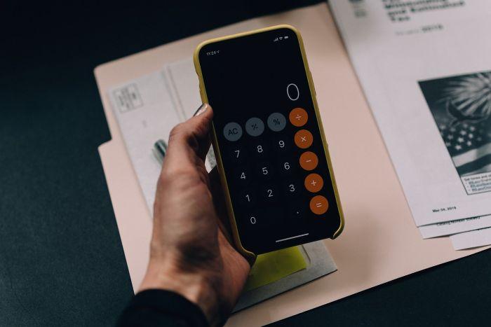 calculation pret renovation comment calculer votre pret calculator iphone