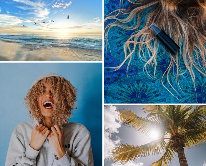 comment avoir de beaux cheveux soins chevelure ete produits beaute cheveux frises soleil chaleur protection