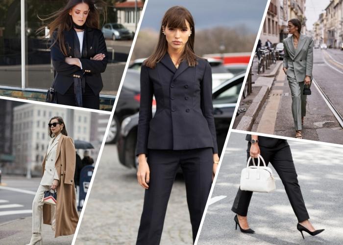 Еnsemble veste pantalon pour femme : la solution vestimentaire parfaite en 88 exemples