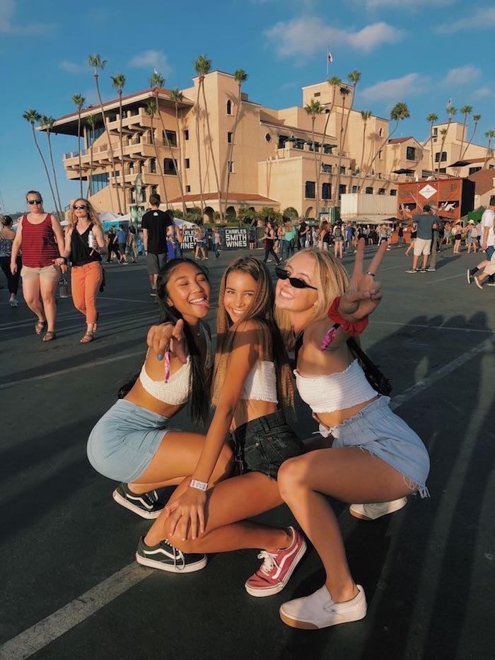 disney californie jean short robe de plage longue savoir comment bien s habiller fille swag vans