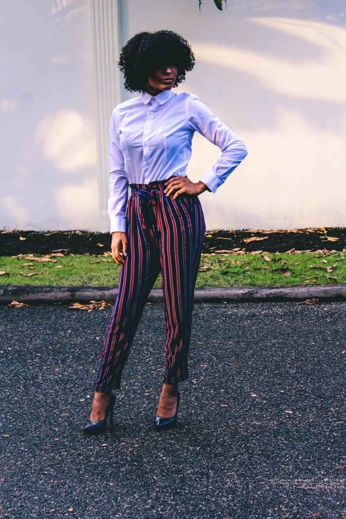 1001 + idées de coupe courte femme afro à essayer cet été