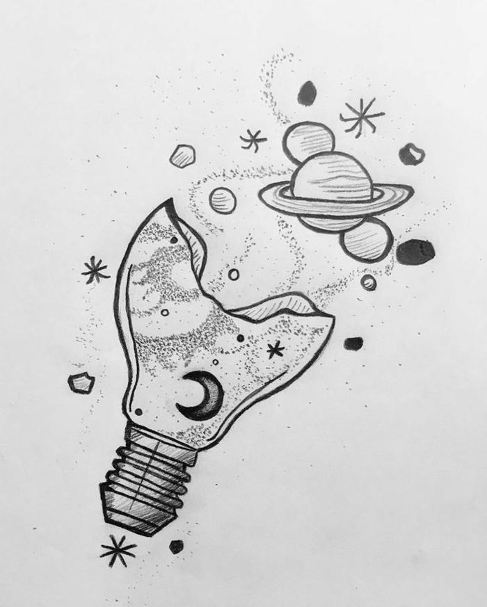 Planetes soutant du boulbe dessin depression, dessin a dessiner, découragé comment s'exprimer bien