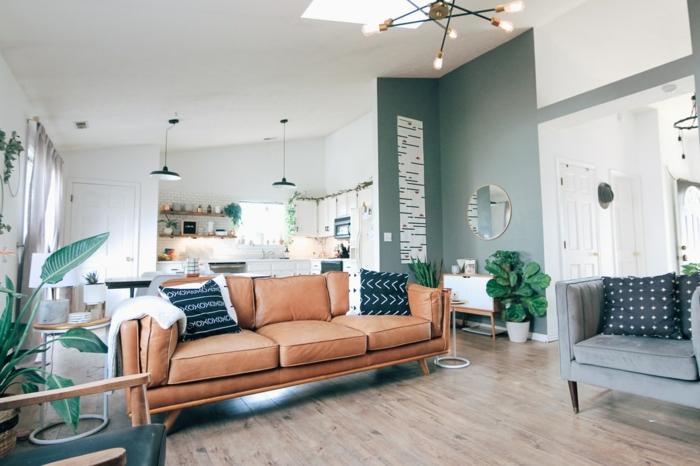 Comment faire de la place chez soi, trois astuces pour réussir, salon bien aménagé