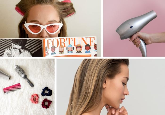 se coiffer facilement seche cheveux lisseur boucleur appareils sante cheveux sante chevelure chaleur protection