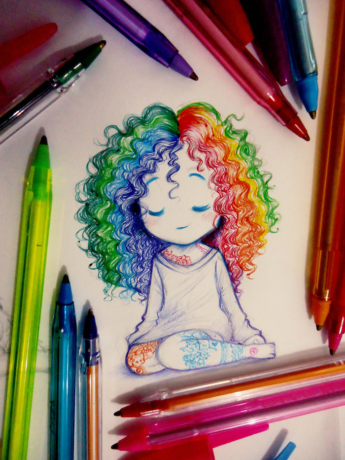 colourful sketch to draw colorful drawing at getdrawings | free for personal use colorful