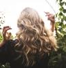 comment prendre soin de ses cheveux en été soin cheveux blond ondulés bien hydrater