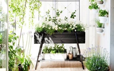 1001 Modeles De Jardiniere Pour Balcon Ou Terrasse