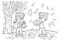 46 pages de coloriage d'automne pour s'amuser et relaxer pendant les jours froids