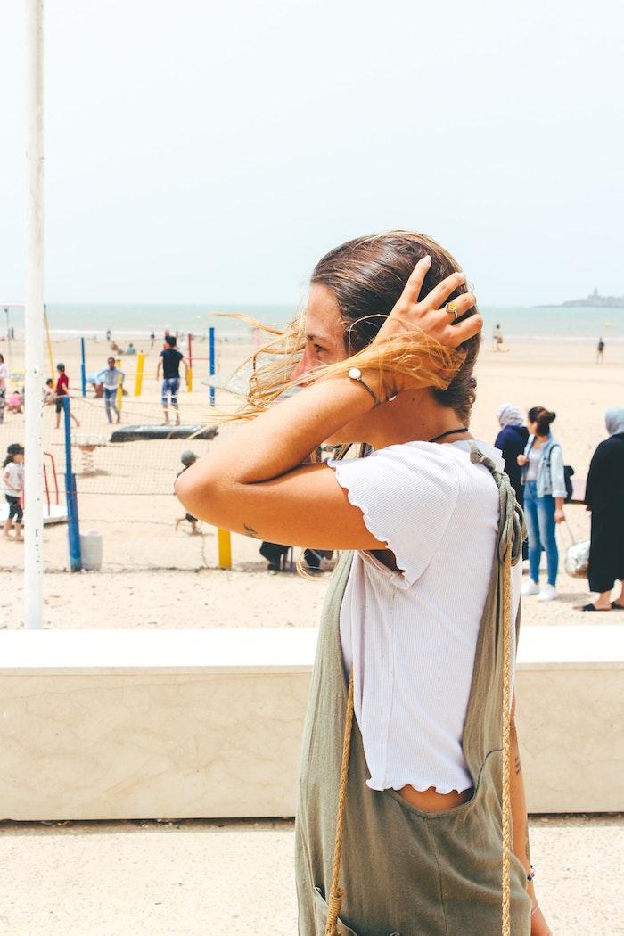 fille de 14 ans belle combiner les differents vetements pour belle tenue a la plage vetement ado fille swag tenue moderne