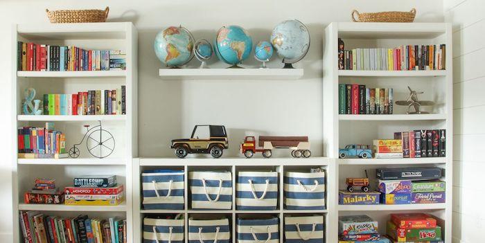 meuble rangement étagère globus salle de jeux pour enfants meuble de rangement enfant