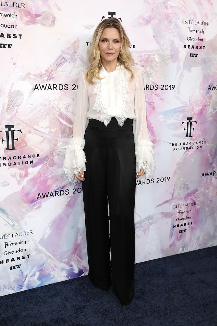 2019 fragrance foundation awards, arrivals, new york, usa 05 jun 2019