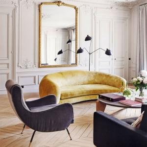 Marier style moderne et haussmannien pour aménager un appartement parisien - comment faire ?