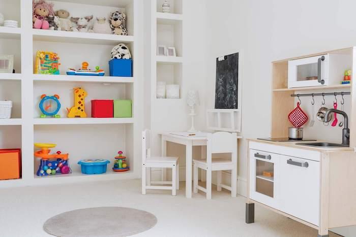 salle de jeux maison peinture salle de jeux beau amenagement cuisine enfant coin