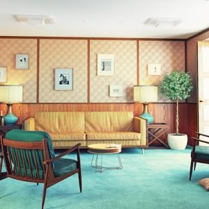 La déco années 70 - petites astuces pour réussir son voyage décoratif dans le temps