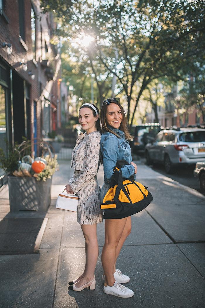 adorable idée lindsey lohan dans parent trap filles qui reptresentent les joumelles idee costumes année 90 deguisement couple deguisement serie tv